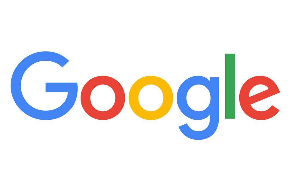 Goolge New Logo