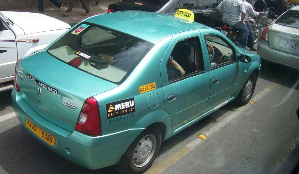 Meru-Cab