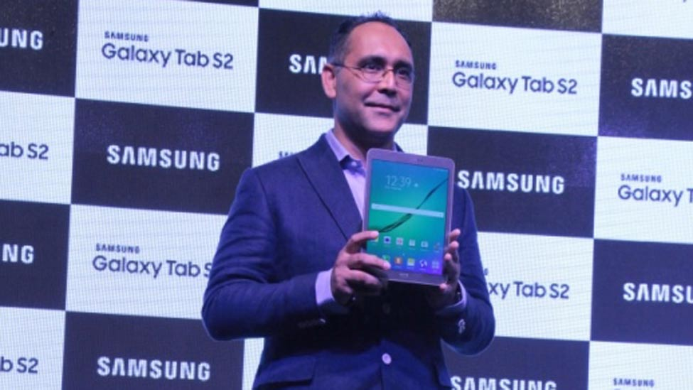 Samsung plans to tap Indian 4G market with Galaxy Tab S2