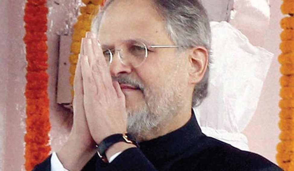 Delhi Lt Governor Najeeb Jung