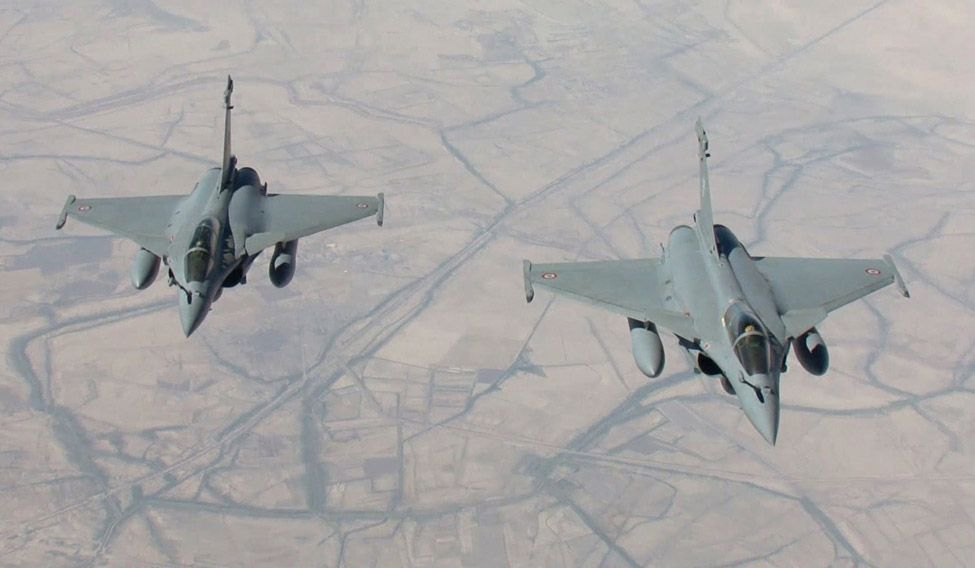 two-Rafale-fighter-jetsFrance