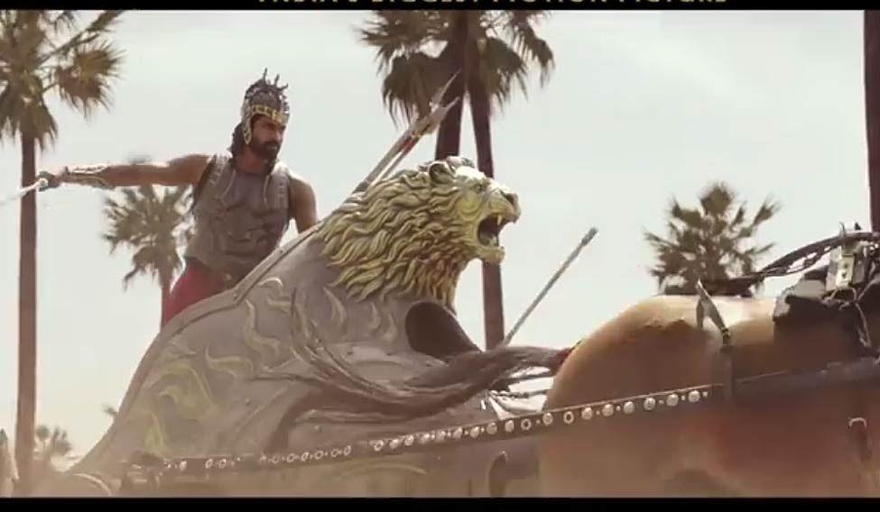 'Baahubali 2' starts shooting on Thursday