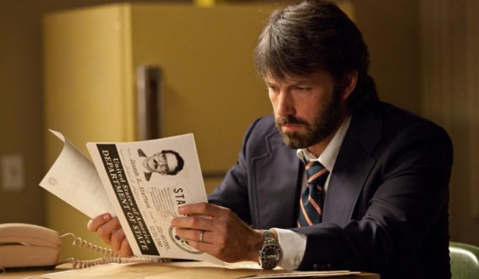 Ben Affleck, who directed and starred in Argo, will be working on a short story by Agatha Christie