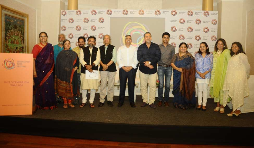 Serendipity Arts Festival to debut in Goa