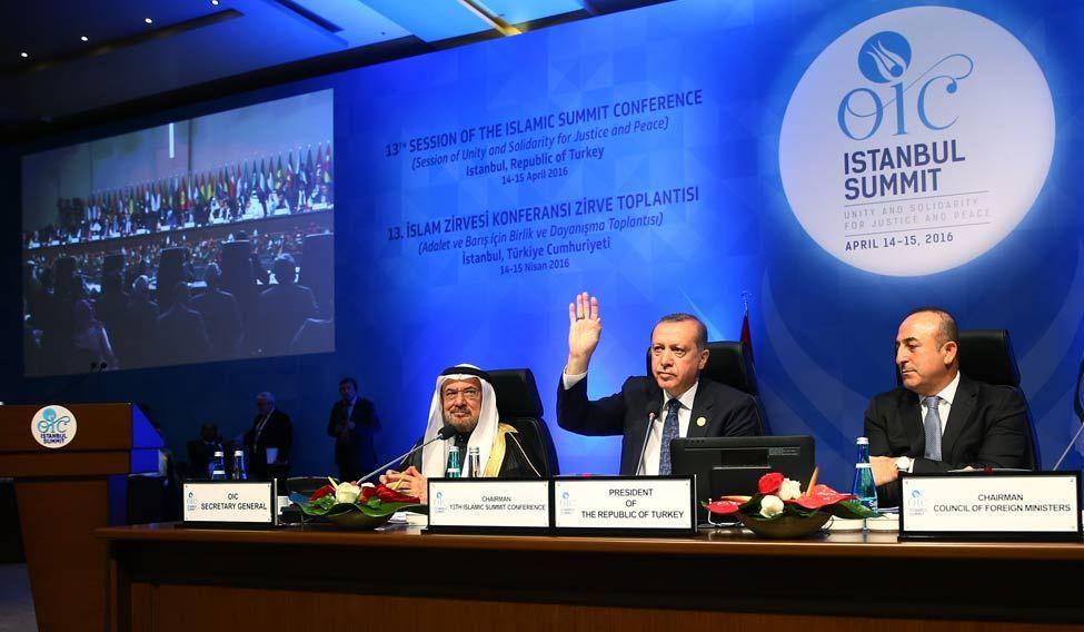TURKEY-OIC-ISLAM-SUMMIT