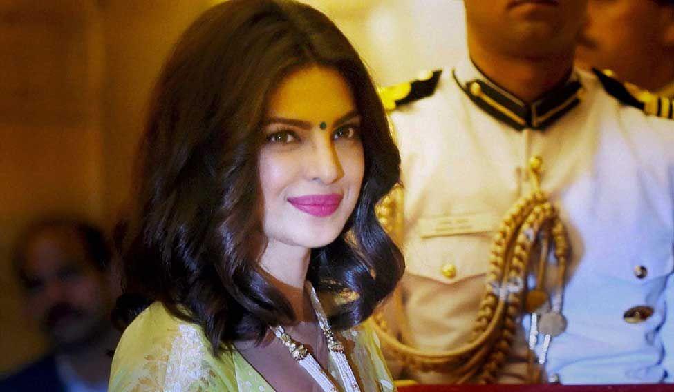 India Priyanka Chopra