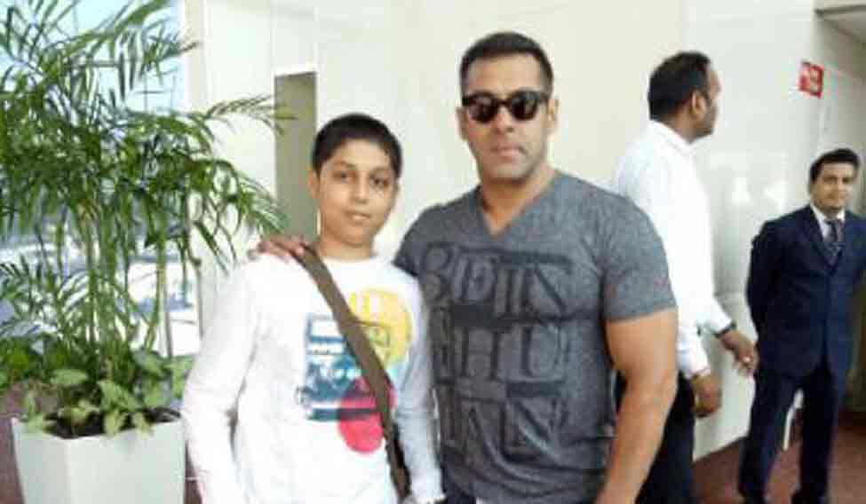 salman-youngster