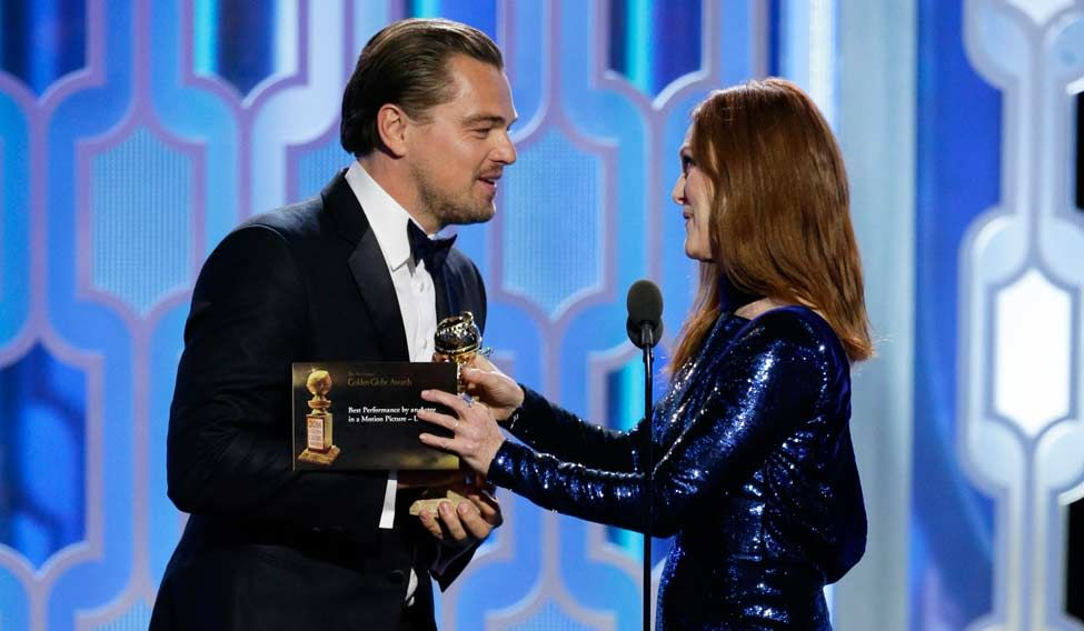 73rd Annual Golden Globe Awards - Show