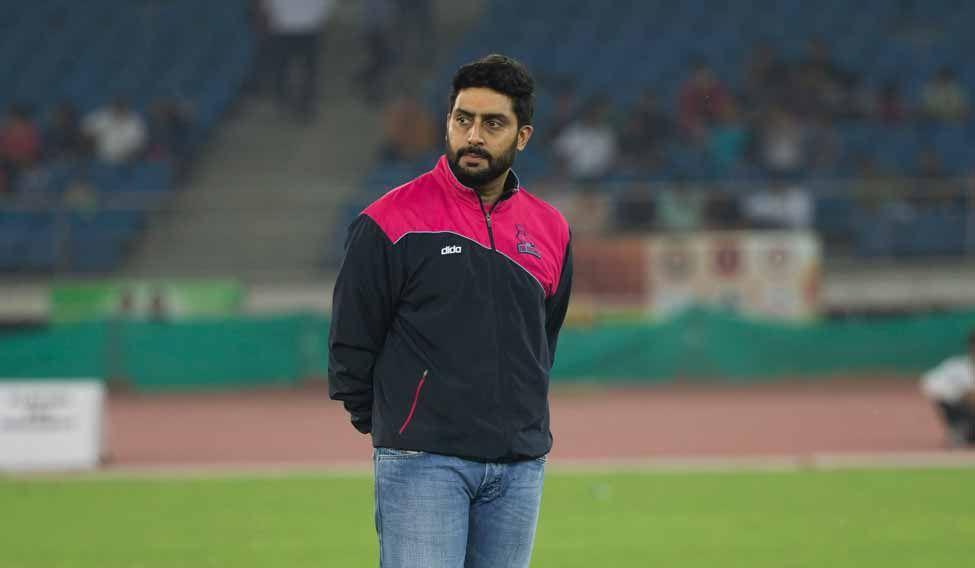 India Celebrity Football