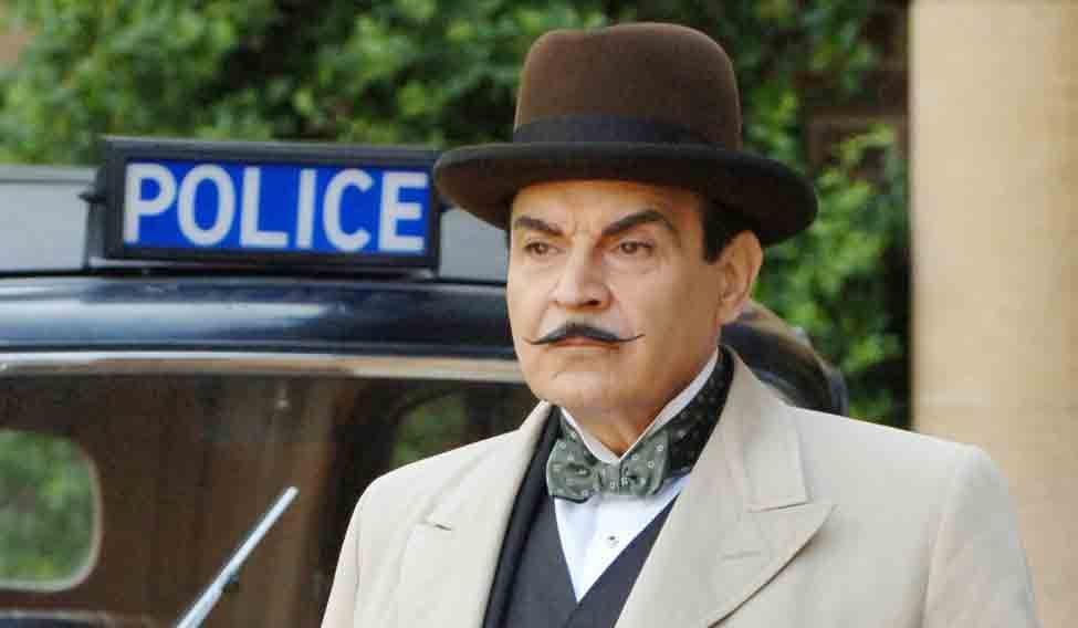 5 things you didn't know about Hercule Poirot