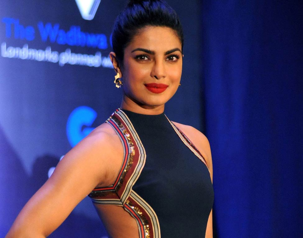 Priyanka makes it to top ten list of Forbes' highest paid TV actress