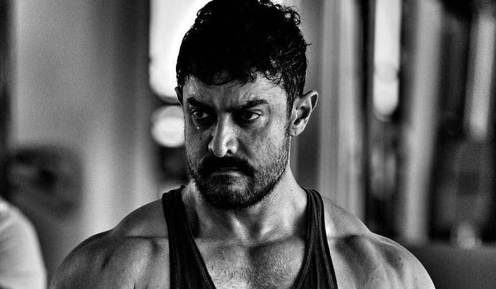 Has Aamir Khan already started promoting 'Dangal'?
