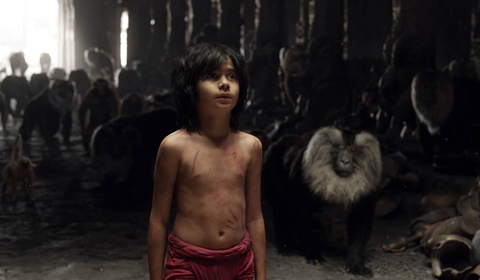 Watch title song of 'Jungle Book'