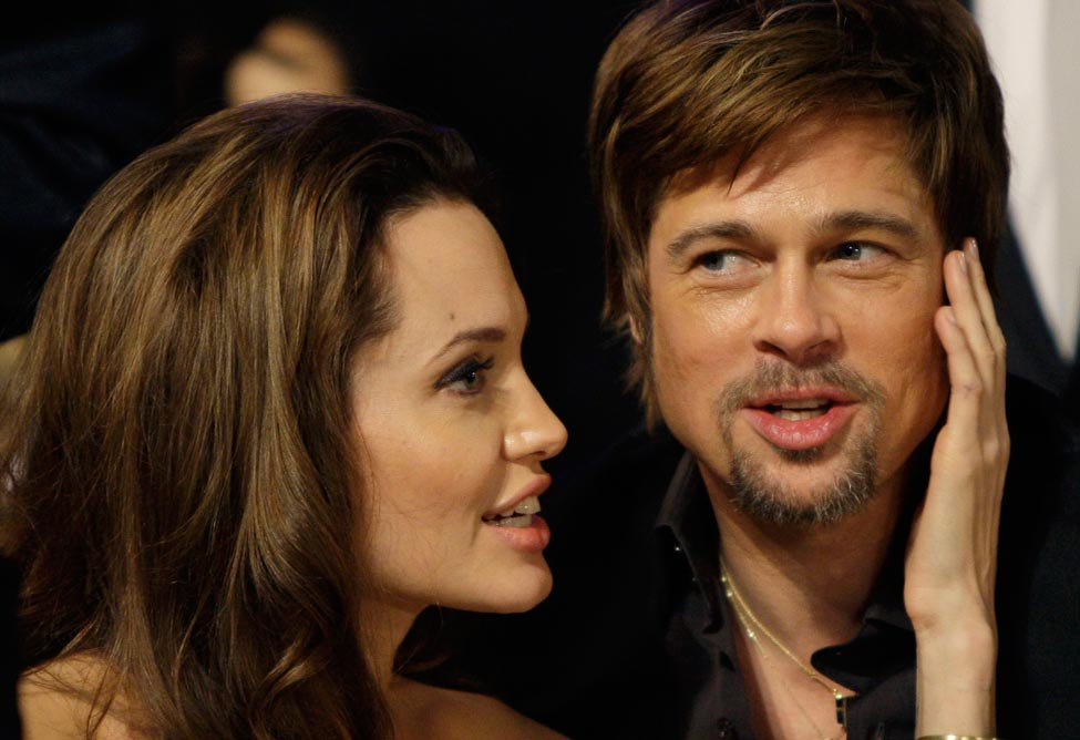 Brad Pitt-Angelina Jolie-Divorce