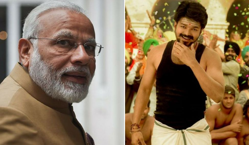 modi-actor-vijay-mersal