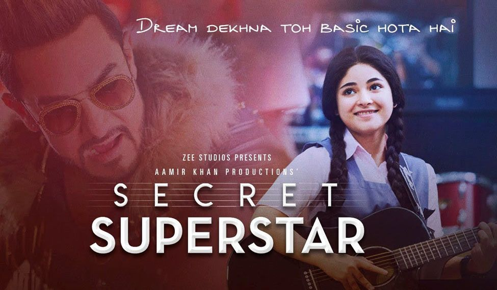 Will Aamir Khan's Secret Superstar top China box office?