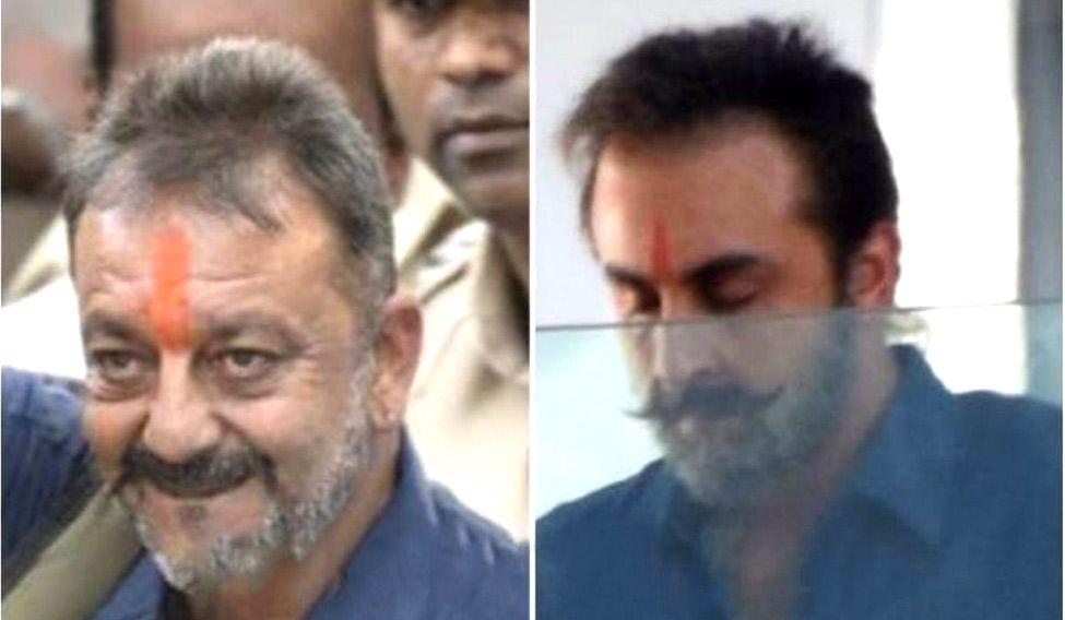 Ranbir Kapoor or Sanjay Dutt doppelgänger?