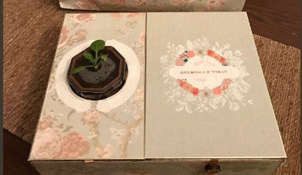 Virushka's reception invite is the next thing going viral