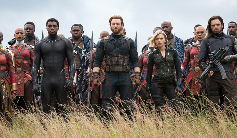 Ticket bookings for 'Avengers: Infinity War' starts early