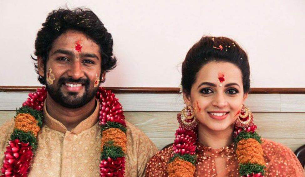 South Indian actress Bhavana gets married