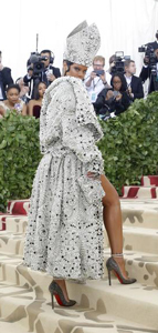 Rihanna at the 2018 Met Gala | Reuters