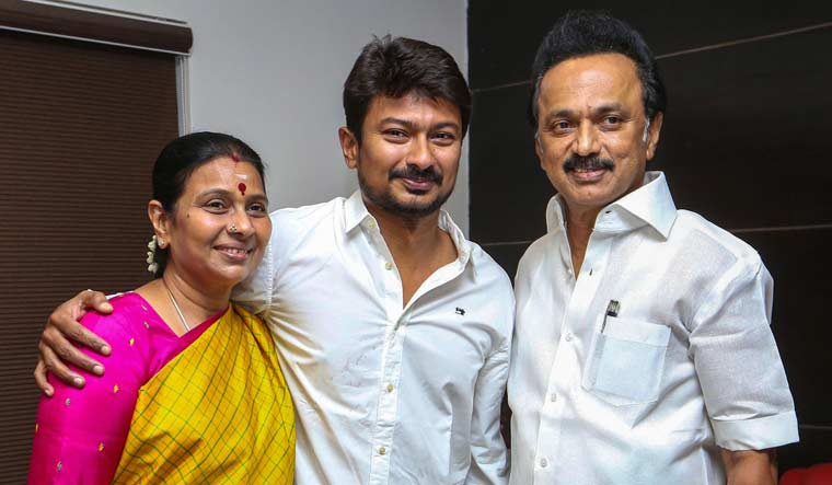 Stalin's son Udhayanidhi named DMK's youth wing chief - The Week