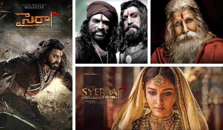 'Sye Raa Narasimha Reddy' Teaser Out: Chiranjeevi Film Gives Solid Baahubali Vibes