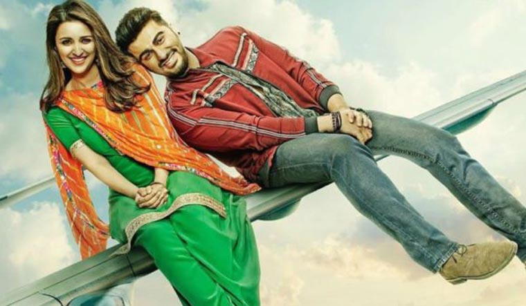 Arjun Kapoor, Parineeti Chopra reveal first look of Namastey England
