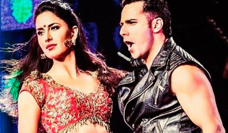 Katrina, Varun to star in India's 'biggest dance film'