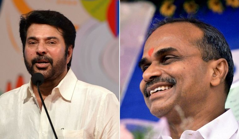 Mammootty to play YSR in Telugu biopic - The Week