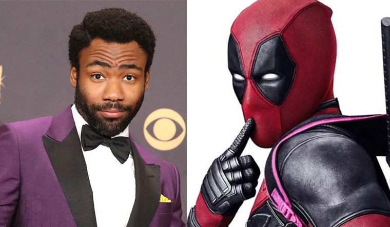 Is Donald Glover Beefing With Ryan Reynold's Deadpool