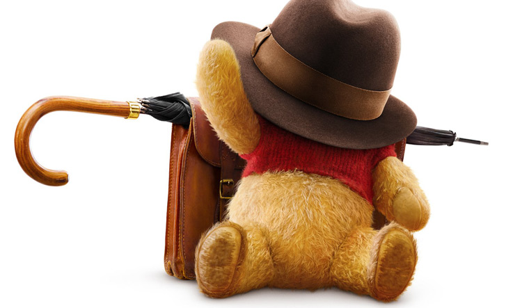 winnie the pooh teases viewers with christopher robin poster