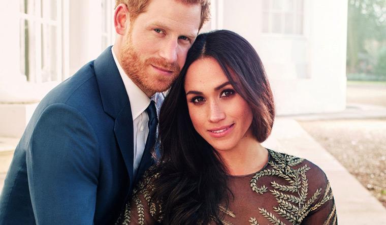 BRITAIN-ROYALS/WEDDING-PHOTOGRAPHER