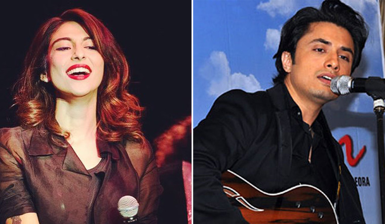 Aqsa Ali stands by Ali Zafar, refutes Meesha Shafi's sexual harassment claims