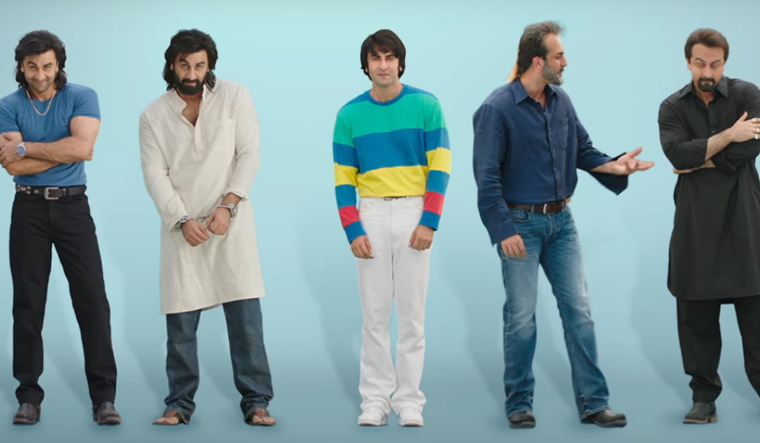 Sanju: Ranbir reacts to Salman's comment that Sanjay should play himself