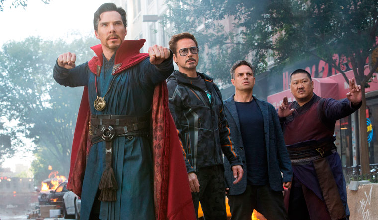 'Avengers' smashes S. Korean box office in first weekend