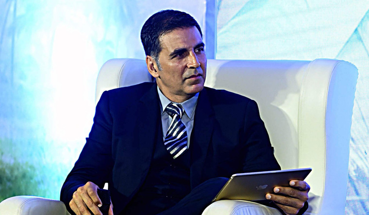 Akshay said the auctioning of his naval officer's costume from the film Rustom is not wrong