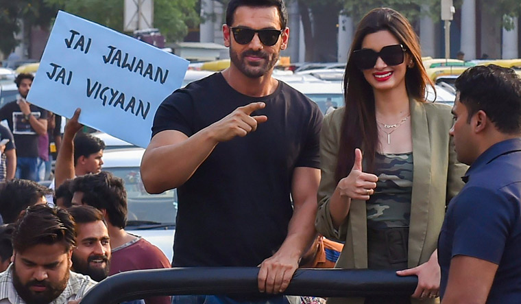 John Abraham on lookout for comedy script