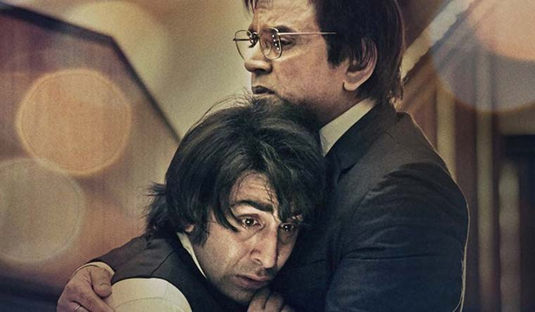 'Sanju' makers release new poster featuring Ranbir and Paresh