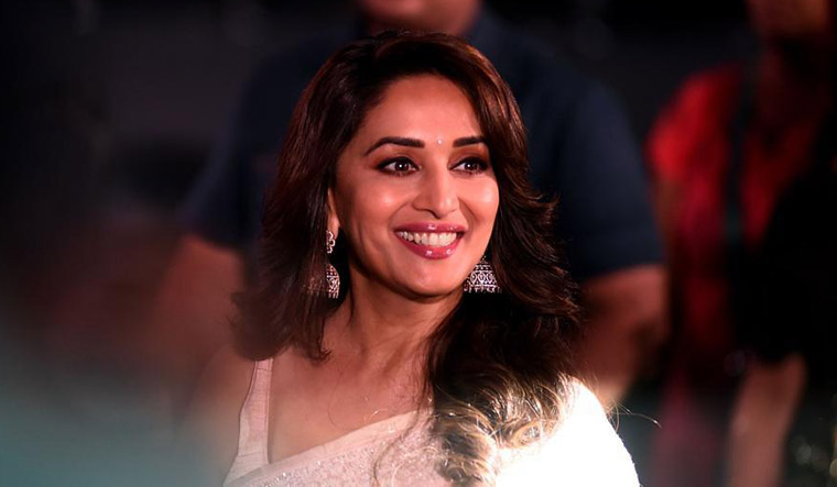 Bollywood actor Madhuri Dixit | AFP