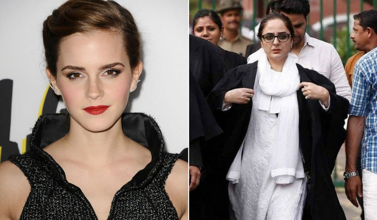Actress Emma Watson backs Kathua rape victim's lawyer