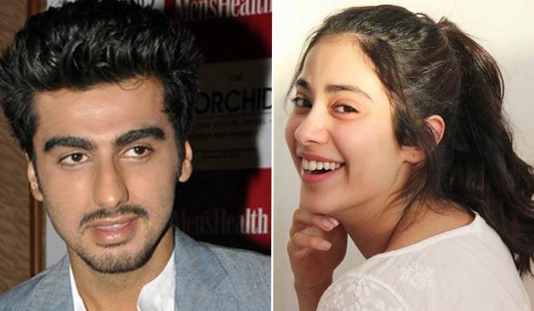 Arjun Kapoor to Janhvi: I'm by your side, don't worry