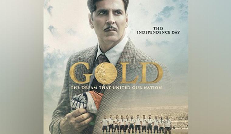 Akshay Kumar shares new poster of 'Gold'