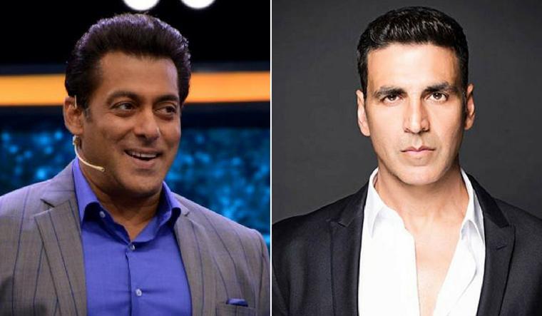Akshay Kumar, Salman Khan in Forbes' list of highest-paid