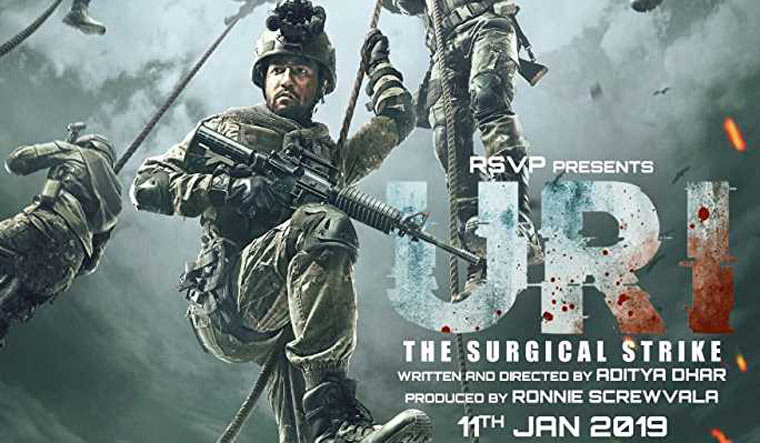 Row Over 'Uri: The Surgical Strike': Film Makers, Book