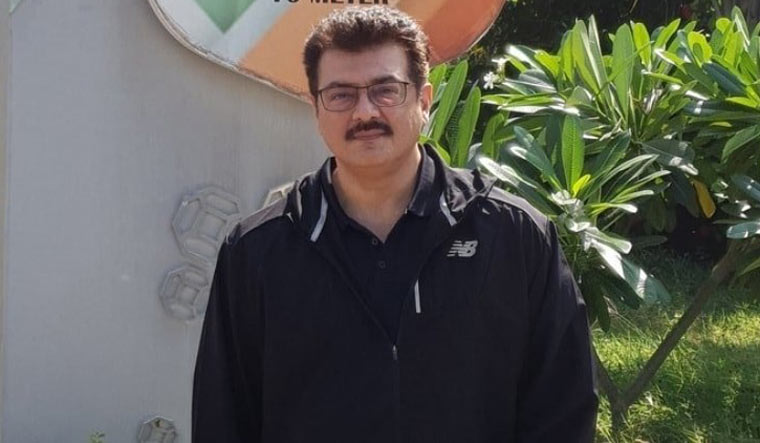 Ajith to play a tough cop in his next movie titled 'Valimai'?