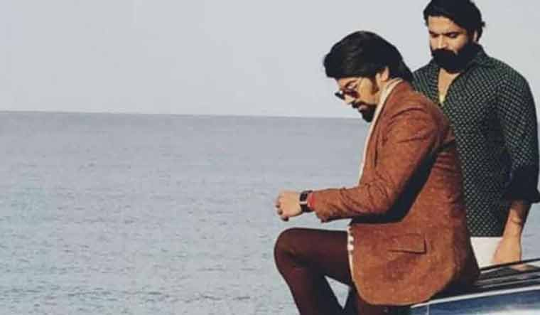 Dulquer Salmaan as Kurup: See leaked pics from sets - The Week