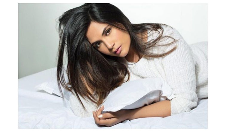 Talent, working without ego take you ahead in Bollywood: Richa Chadha
