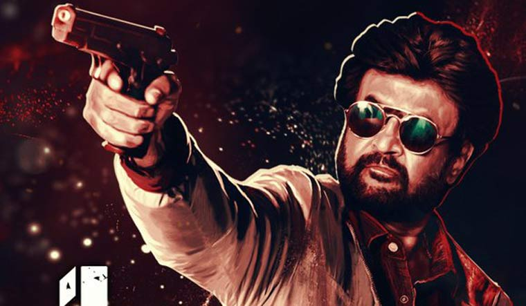 Motion poster of Rajinikanth's 'Darbar' released