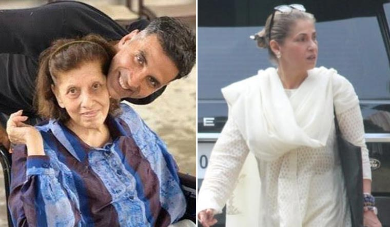Dimple Kapadia's mother Betty Kapadia dies at 80